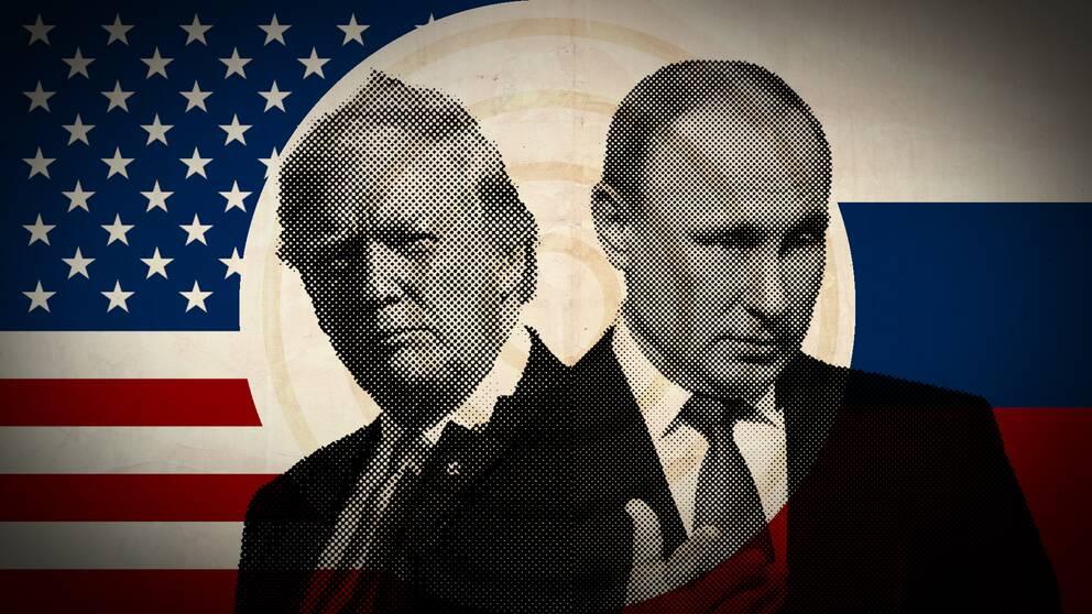 Rader av utredningar och förhör pågår om Trumps medarbetares och Ryssland eventuella inblandning i valkampanjen 2016.