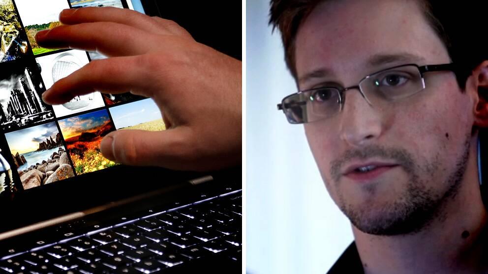 Nya uppgifter från Snowden avslöjar spionbas