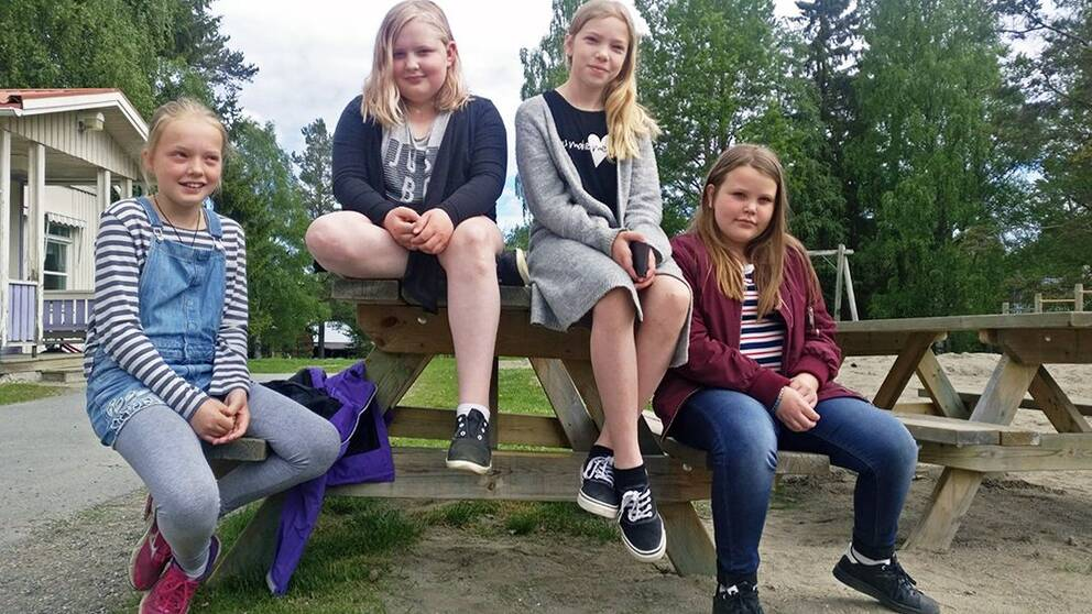 Elever kälerne skola , skickat in medborgarförslag till kommunen