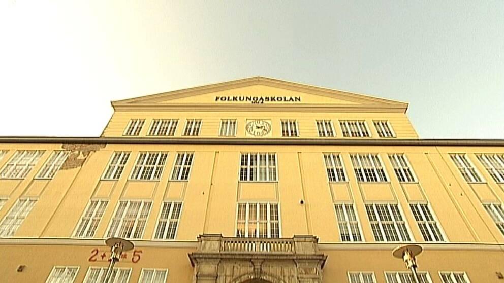 Folkungaskolan i Linköping