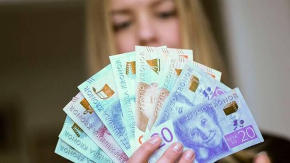Pengar till elever