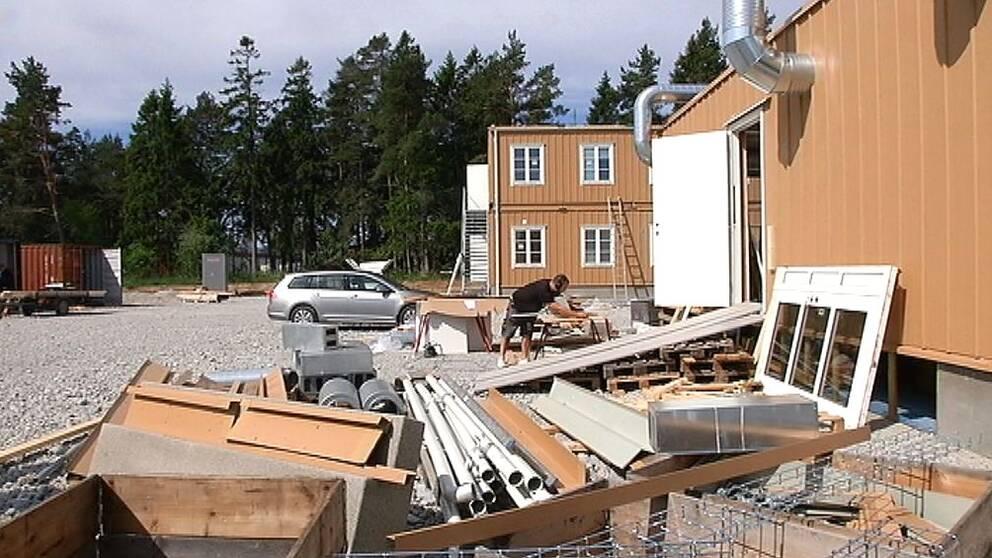 Stridsgrupp Gotlands garnison