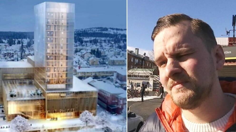Markku Abrahamsson, kulturhuset skellefteå