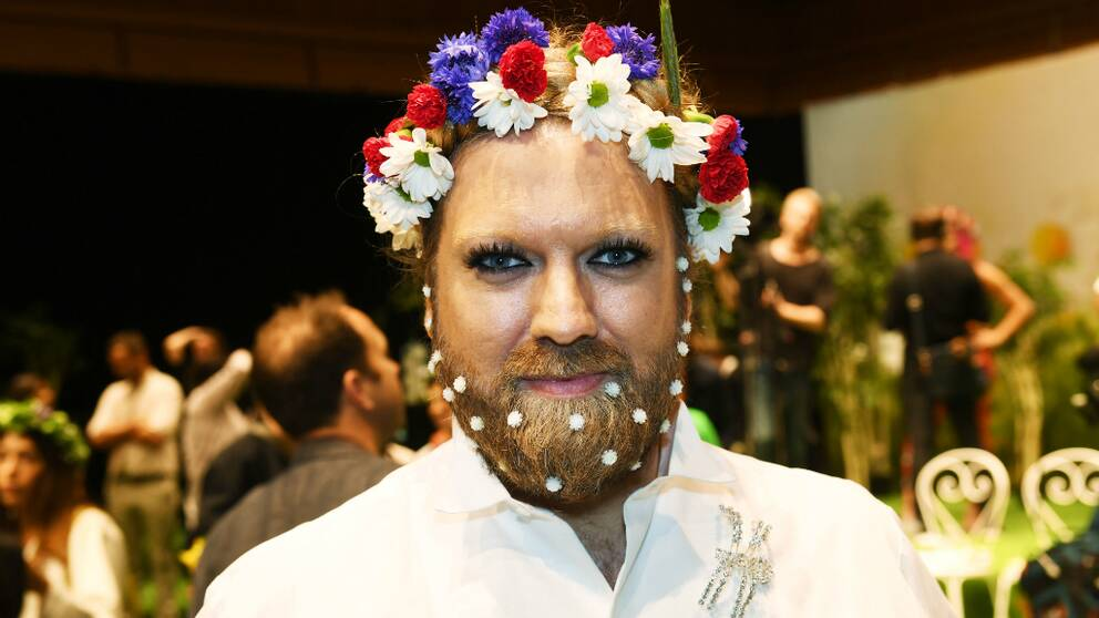 """Operatenoren Rickard Söderberg premiärpratar i """"Sommar i P1""""."""