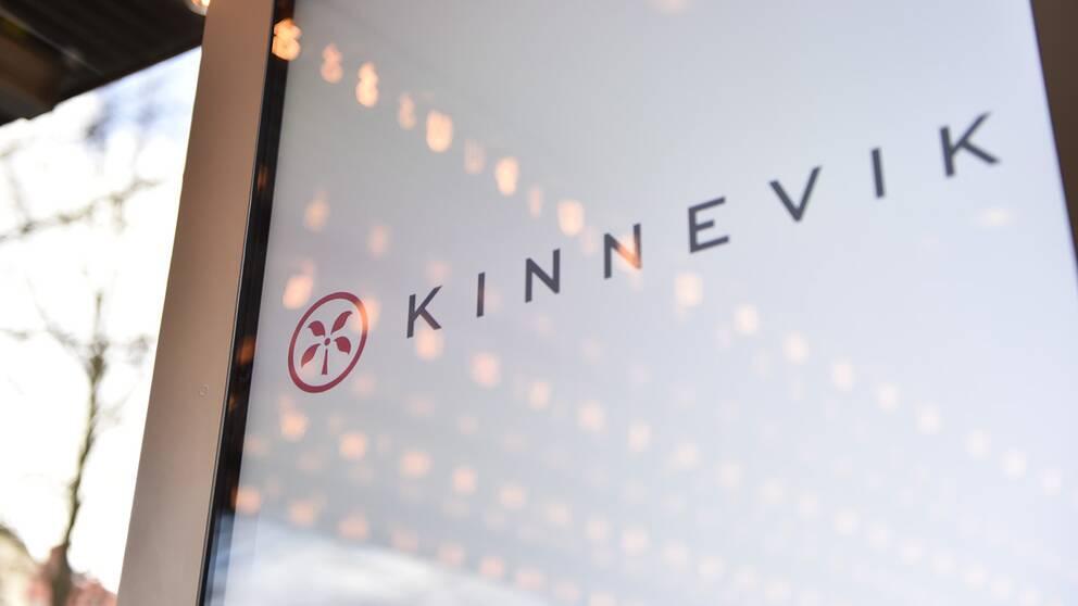 Kinneviks logga. Arkivbild.