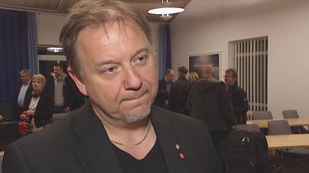 Per Aspengren (S), kommunstyrelsens ordförande på Hammarö.