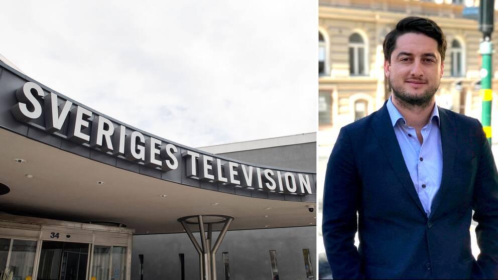 SVT Nyheter värvar Expressens reporter Diamant Salihu.