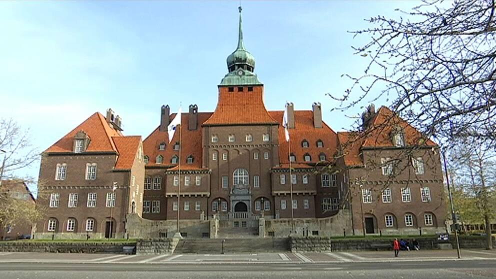 Arkiv Östersunds rådhus (kommunhus)
