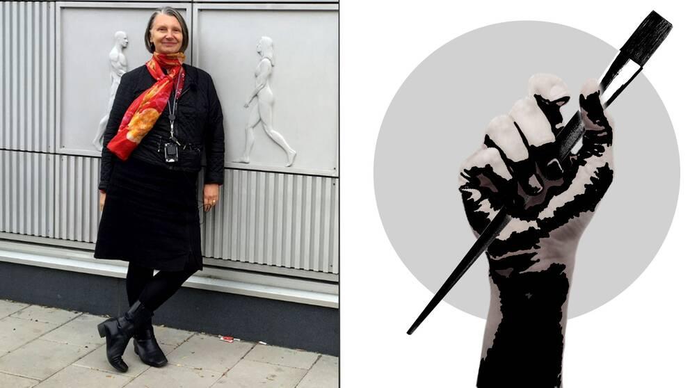 Anna Söderbäck/ grafik