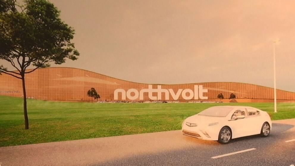 Northvolt firmabild