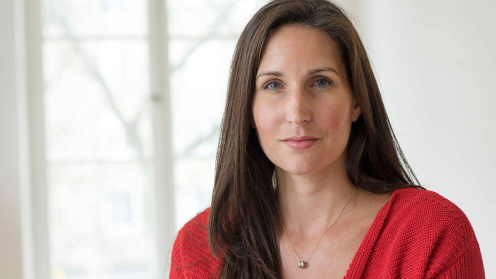 Natali Phalén, generalsekreterare Institutet mot mutor