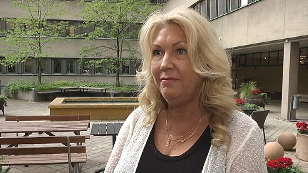 Åklagare Ewamarie Häggkvist.
