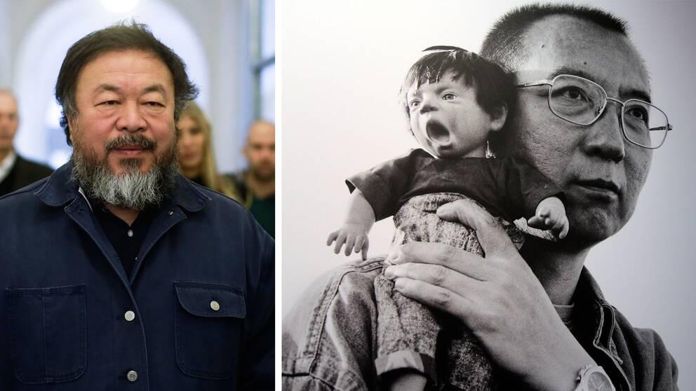 Ai Weiwei: Liu Xiaobo borde vara fri