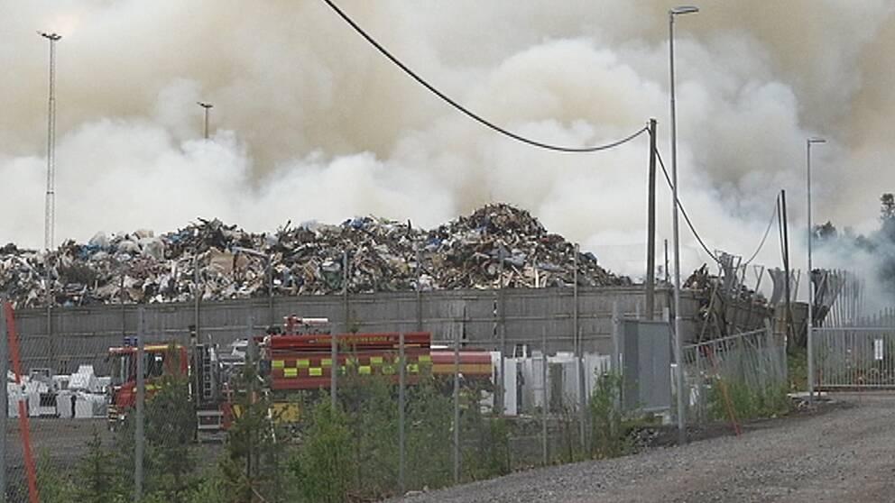 Kiruna avfallsanläggning