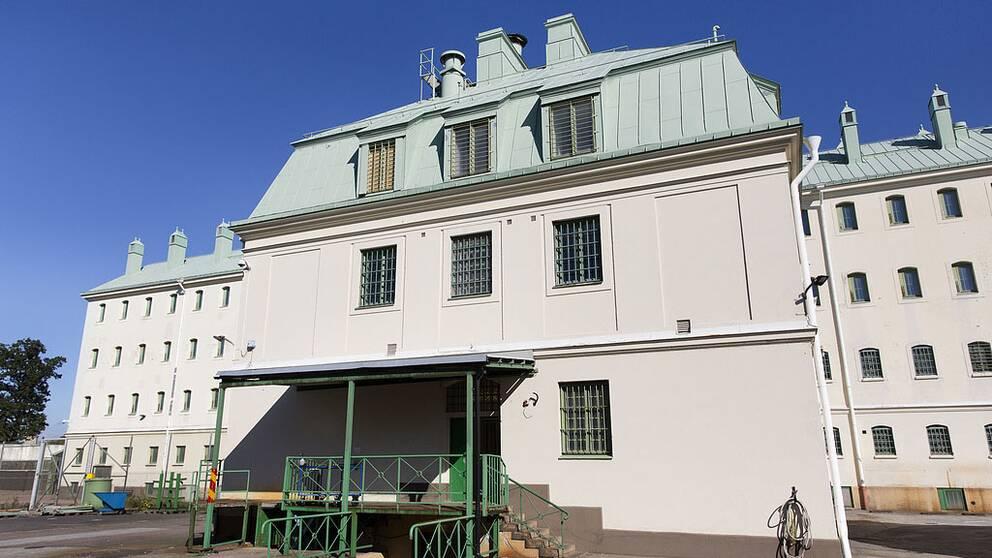 Kirsebergsanstalten i östra Malmö