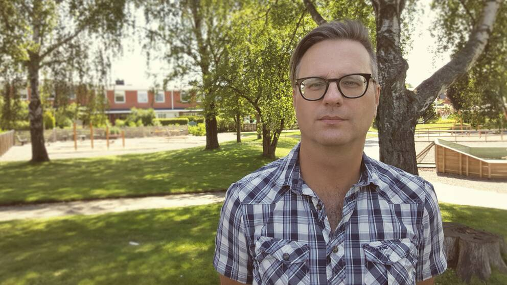 Geologen Anders Scherstén