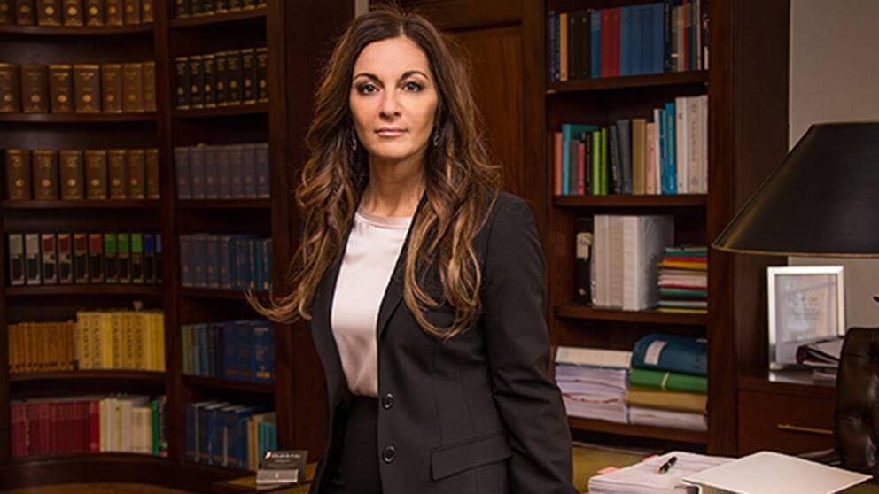 Advokat Elisabeth Massi Fritz