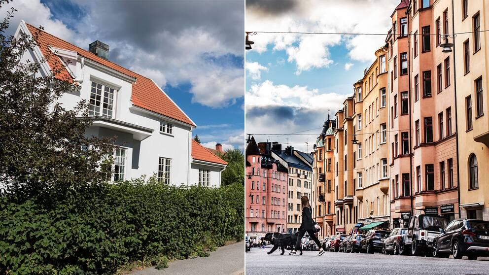 Prisutvecklingen på Stockholms bostadsmarknad fortsätter att tappa fart.