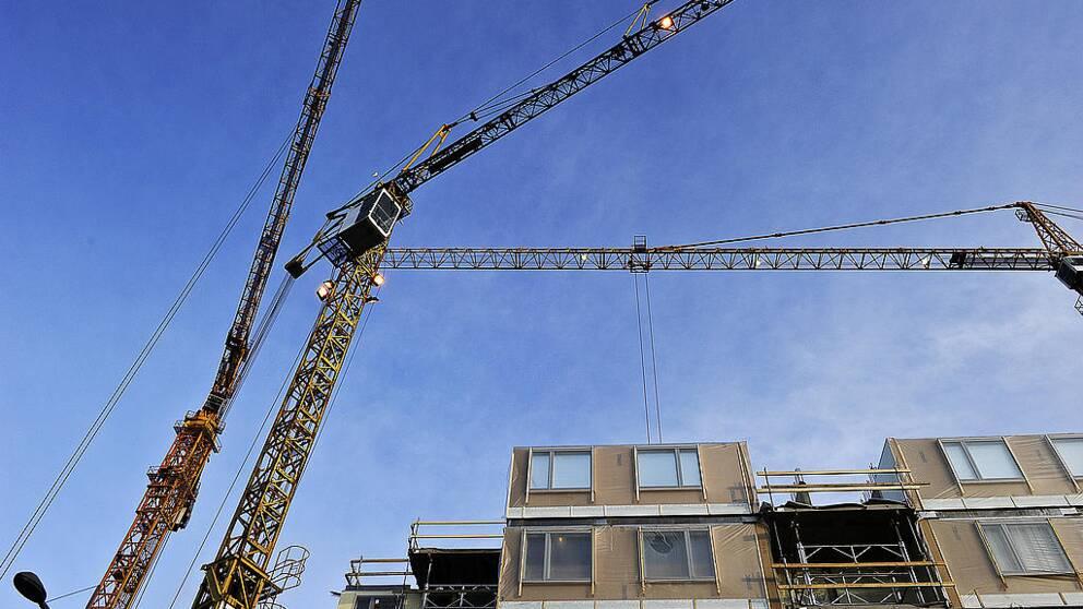 Upp till 3.000 nya lägenheter behöver byggas i Halland årligen, enligt länsstyrelsen. I fjol byggdes 1.500.