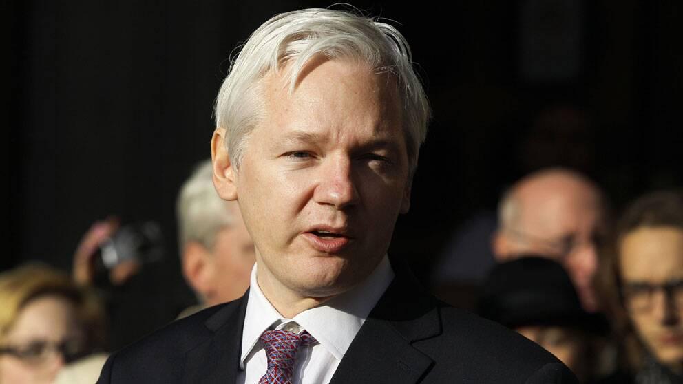 Fortsatt vantan pa besked om assange