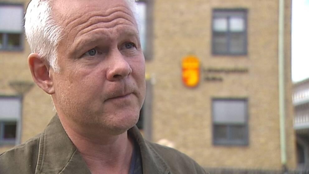 Nils Carlsson, vilthandläggare länsstyrelsen.