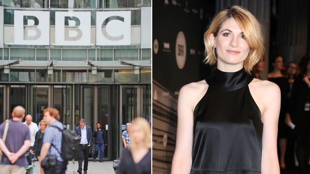 Skådespelaren Jodie Whittaker ska spela Doctor Who.