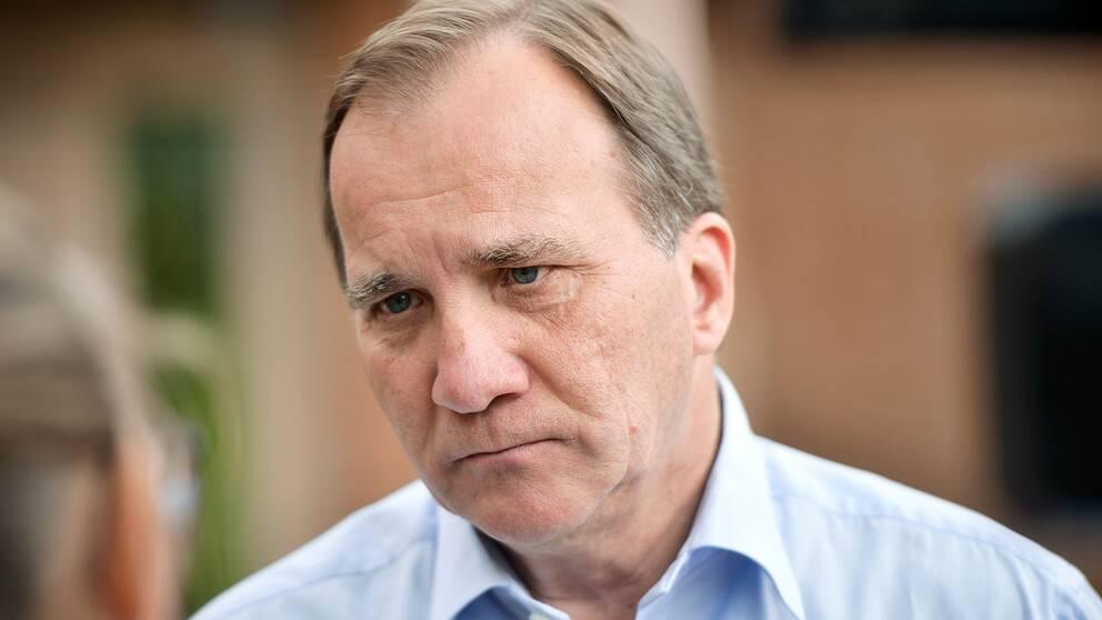 Statsminister Stefan Löfven har ännu inte uttalat sig om IT-skandalen.