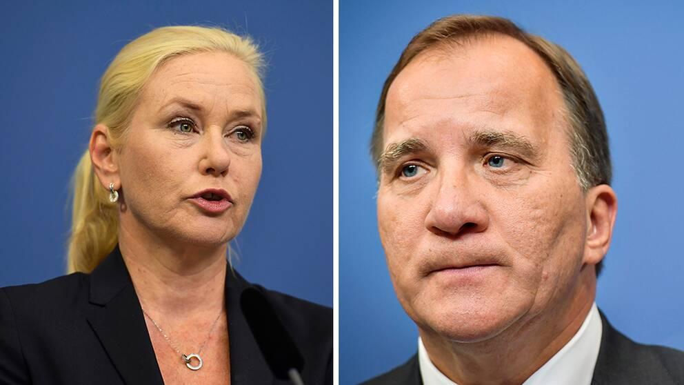 Statsminister Stefan Löfven (S) har fortsatt förtroende för infrastrukturminister Anna Johansson (S) efter skandalen på Transportstyrelsen.
