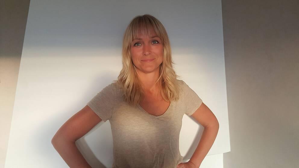 Louise Bonnevie, barnmorska SöS och förtroendevald för Vårdförbundet
