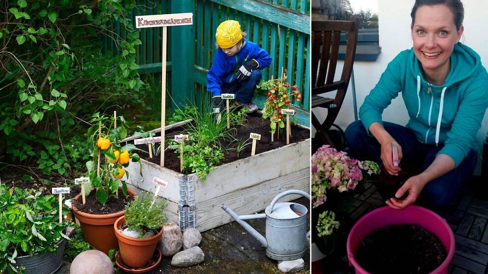 Rebecka Hagman är initiativtagare till Co Grow.