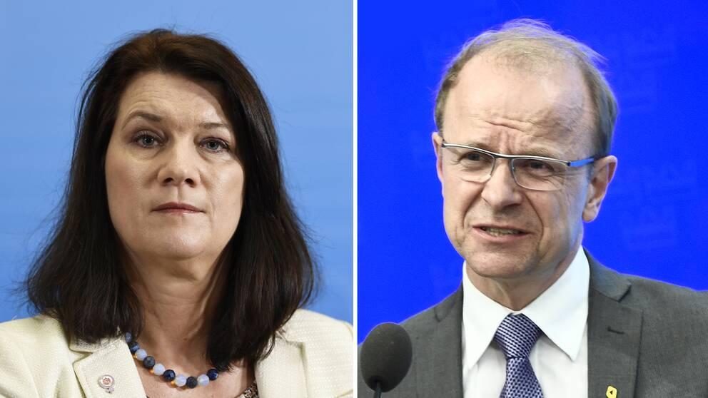 EU minister Ann Linde (S) bör lägga korten på bordet i försvarsutskottet, tycker riksdagsledamoten Mikael Oscarsson (KD).