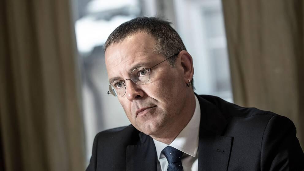 Före detta finansminister Anders Borg.
