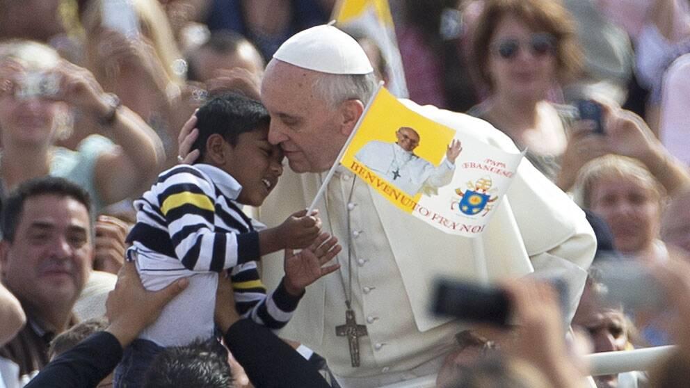 Vad tycker katolska kyrkan om homosexualitet