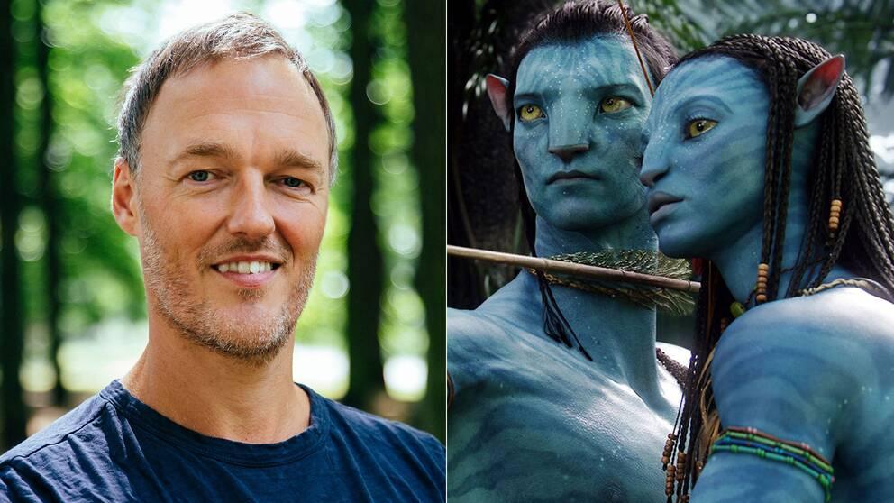 """Patrik Bach blir chef för Ubisofts Stockholm-studio, som bland annat kommer att arbeta med """"Avatar""""-spelet."""