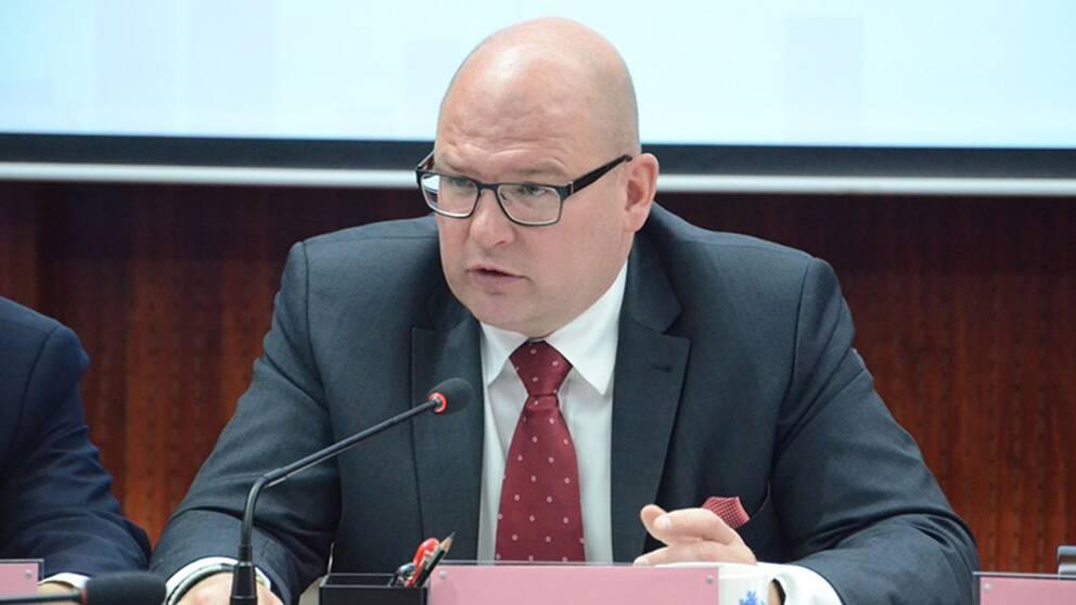 Asienforskaren Niklas Swanström är chef för ISDP, Institutet för säkerhets-och utvecklingspolitik.