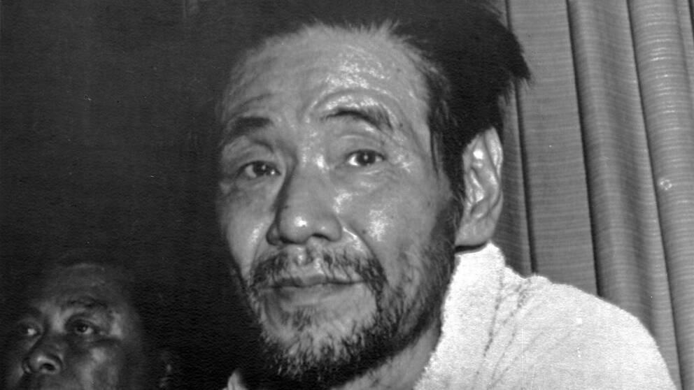 Den japanske soldaten Yokoi Shoichi höll sig gömd på Guam i 28 år efter andra världskriget.
