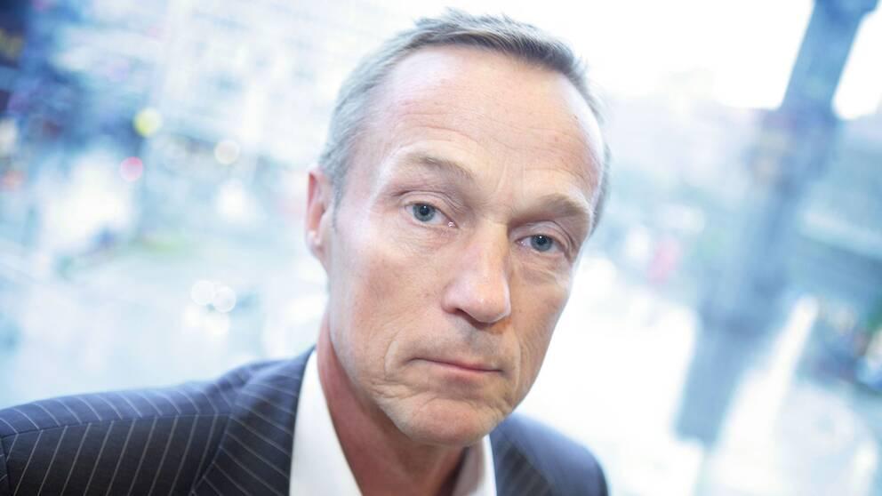 Organisationspsykologen Lars Einar Engström.