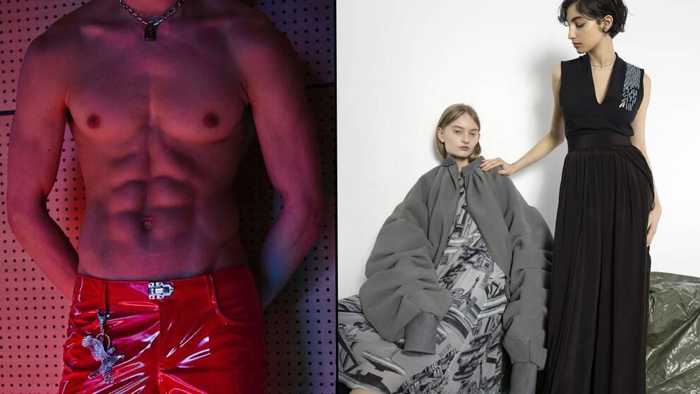Mode från Lazoschmidl och Berggren studios.