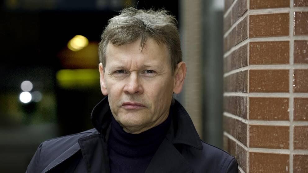 Psykologiprofessorn Sven Å. Christianson.
