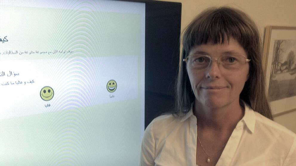 Anette Gladher, kommunledningsförvaltningen Karlskrona kommun.
