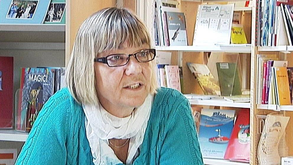 Agneta Hell, rådgivare kring autism på Specialpedagogiska skolmyndigheten.