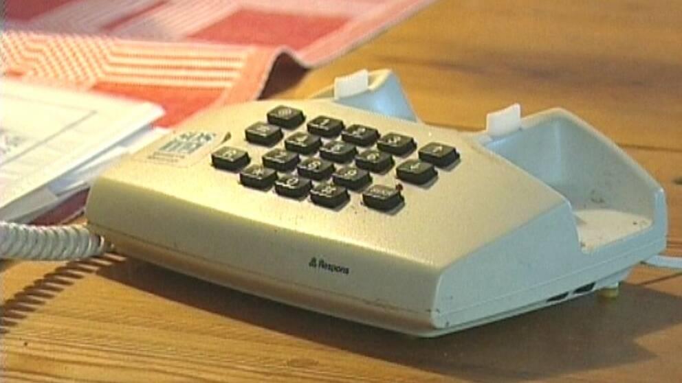 Bedrägerier via telefon eller mejl är vanligast i Kungsbacka kommun nu.