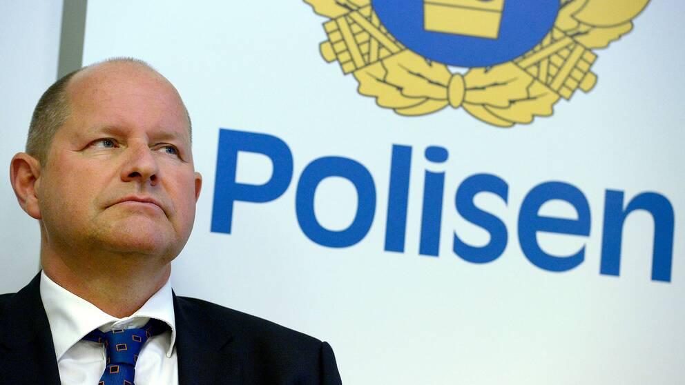 Rikspolischefen avgar