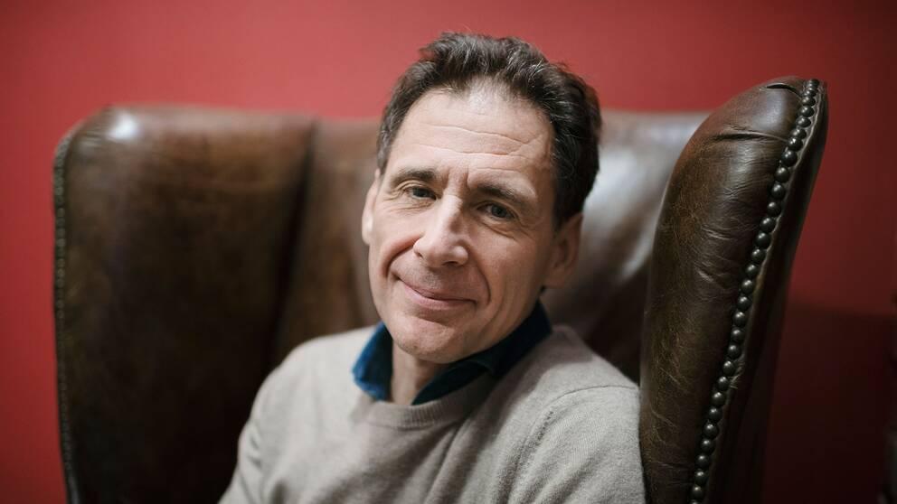 David Lagercrantz.