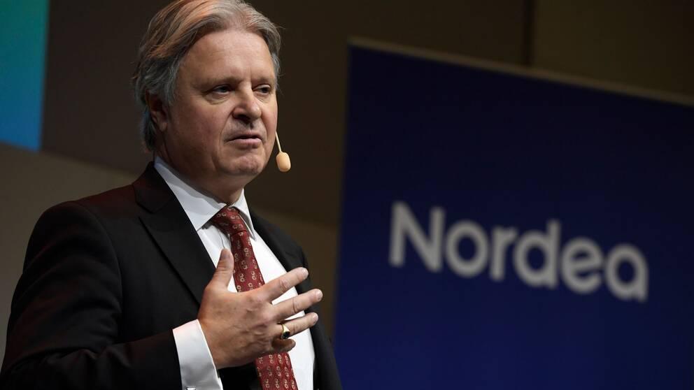 Nordeas vd vd Casper von Koskull.