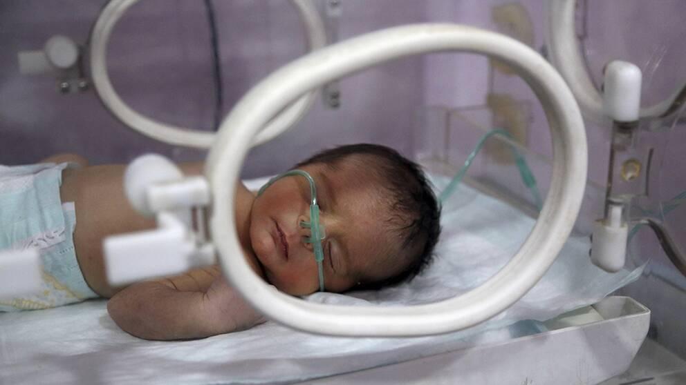 Ny forskning från Sahlgrenska i Göteborg kan resultera i minskad barnadödlighet.