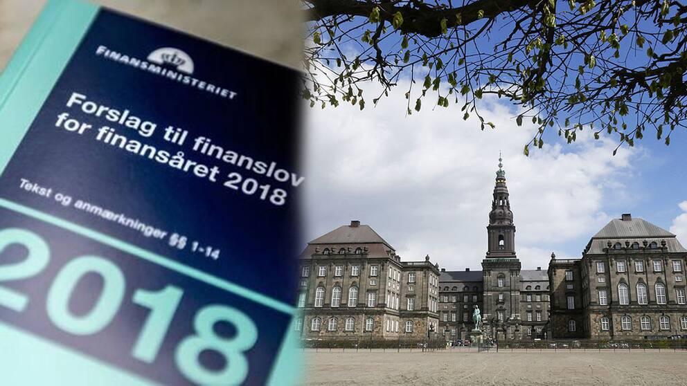 Barn- och socialministeriet i Danmark om förslaget till indraget statligt stöd