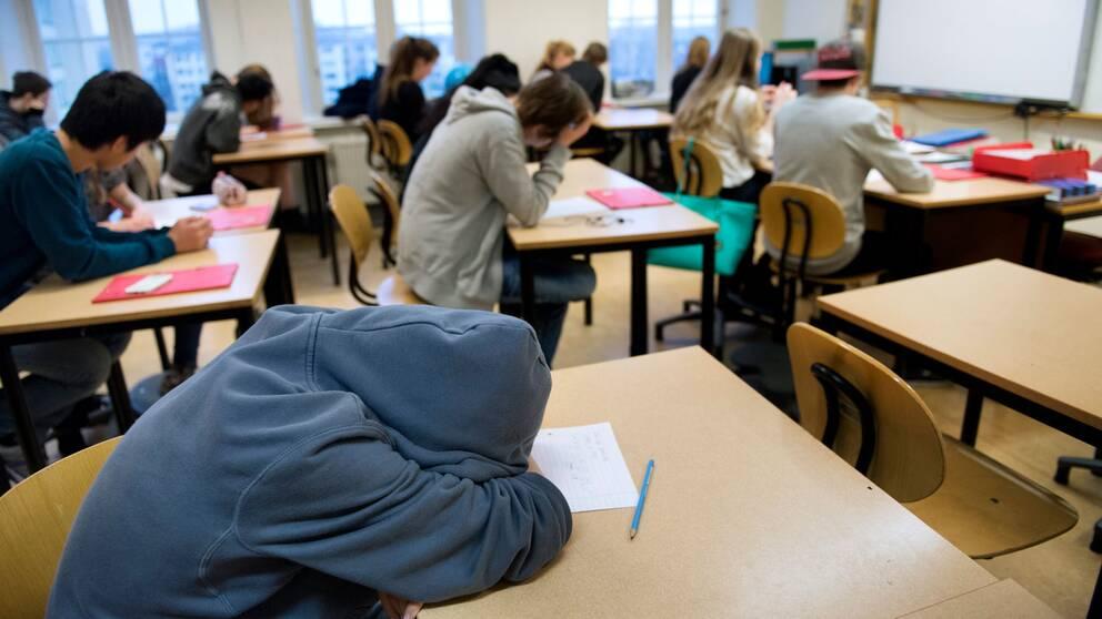 Var tionde elev saknar behorighet till gymnasiet