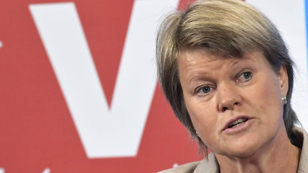 """Vänsterpartiets ekonomiskpolitiska talesperson Ulla Andersson presenterade på måndagen ett nytt """"jämlikhetspaket""""."""