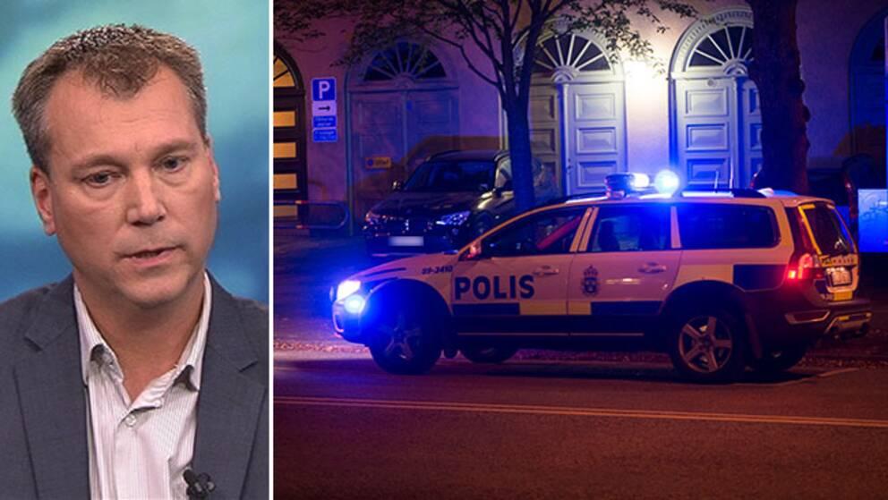 Torgny Söderberg om att mord prioriteras före våldtäkter: Det är två onda ting som vi måste välja mellan